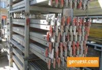 Horizontalriegel UH 300 gebraucht - Peri Up Easy 200 m² mit 3,00 m Stahlbelägen