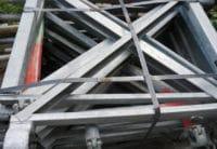 Konsole 0,73 m verstärkt - systempassende Gerüstteile für Layher Blitz