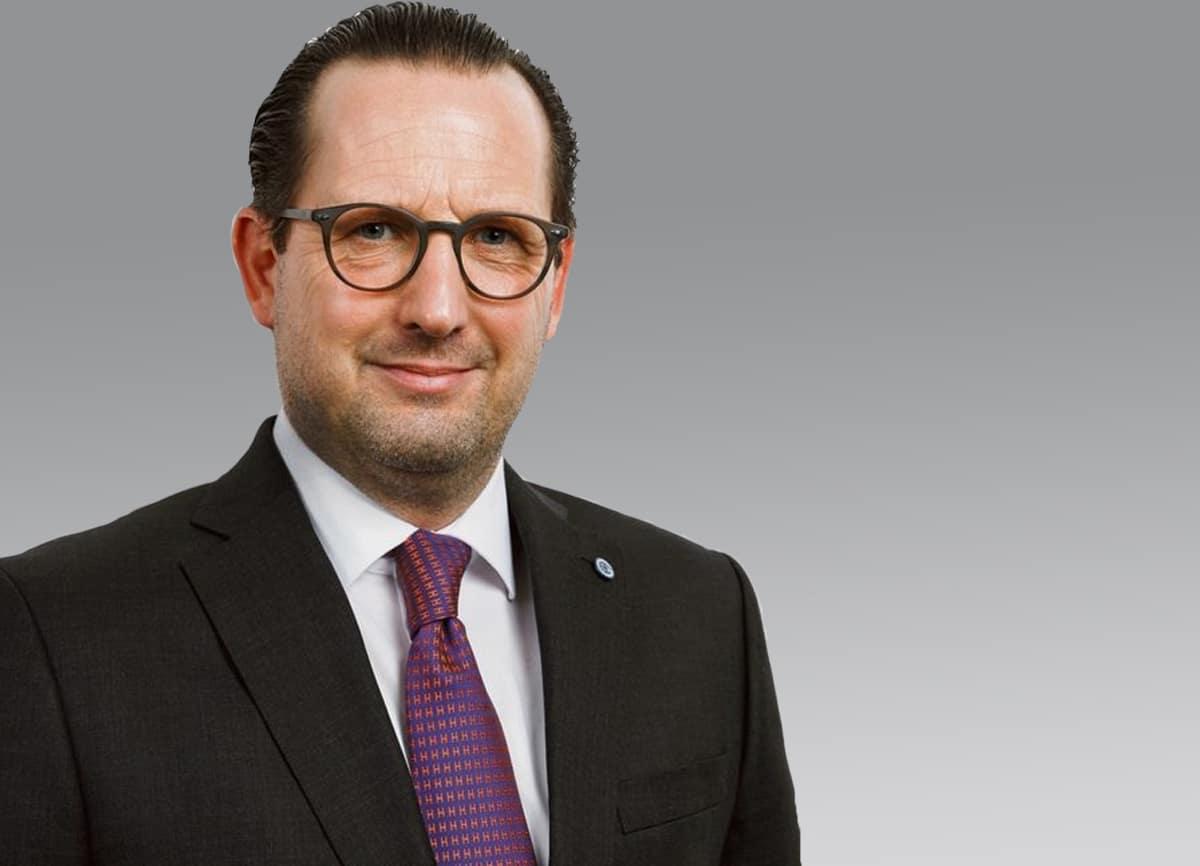 Marcus Nachbauer ist Präsident des Bundesverbandes Gerüstbau und der Bundesinnungsmeister für das Gerüstbauer-Handwerk