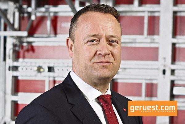 Martin von Lom ist Geschäftsführer der Hünnebeck Deutschland GmbH.