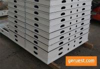 Peri-Skydeck 500 qm Deckenschalung Panels-aufgearbeitet