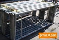 Stahlrahmen Plettac Sl 70 gebraucht für 102 m² Gerüstpaket