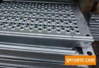 Stahl-Böden 300 x 32 x 44 neu _ Plettac SL Gerüstteile