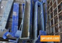 Steckkonsole 0,36 m ohne Rohrverbinder - Layher Gerüstteile