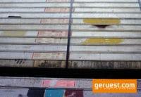 U-Robustboden defekt _ 2,57 x 0,61 m _ Layher Gerüstteile