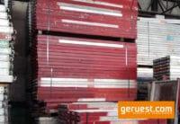 U-Robustboden gebraucht _ 1,57 x 0,61 m _ Layher Gerüstteile
