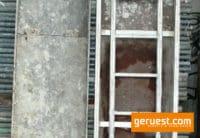 U-Robustdurchstieg Layher 2,07 x 0,61 m_ mit Leiter