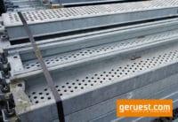 U-Stahlboden T4 _ 2,07 x 0,19 m _ Layher Gerüstteile