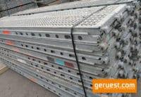 U-Stahlboden T4 _ 3,07 x 0,32 m _ Layher Gerüstteile