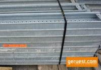 U-Stahlboden T4 _1,40 x 0,19 m _ Layher Gerüstteile