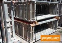Vertikalrahmen _ Rux Super 65 Gerüst 1020 qm mit 2,50 m Belagbohlen