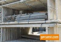 Vertikalrahmen _ Rux Super 65 Gerüst 459 qm mit 3,00 m Belagbohlen