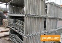 Vertikalrahmen gebraucht für 131 qm Layher Blitz Gerüst kaufen