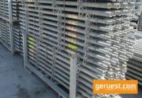 ertikalstiel UVR 2,00 m gebraucht - Peri Up Easy 300 qm mit 3,00 m Stahlbelägen