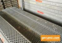 Layher Stahlböden 2,57 gebraucht kaufe