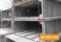 Stahlrahmen 200x73 gebraucht für Layher Blitz 73 Gerüst