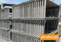 Stellrahmen Layher 200_73 aus Stahl gebraucht kaufen